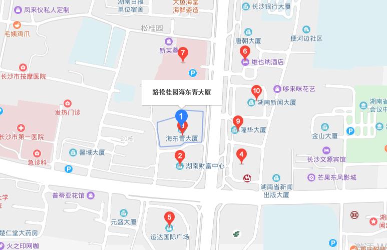 长沙京翰教育开福校区