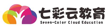 武汉七彩云教育Logo