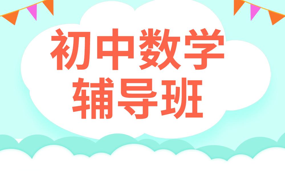 武汉状元初中数学辅导班