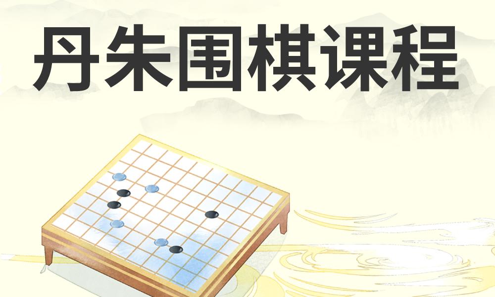 武汉七彩云丹朱围棋课程