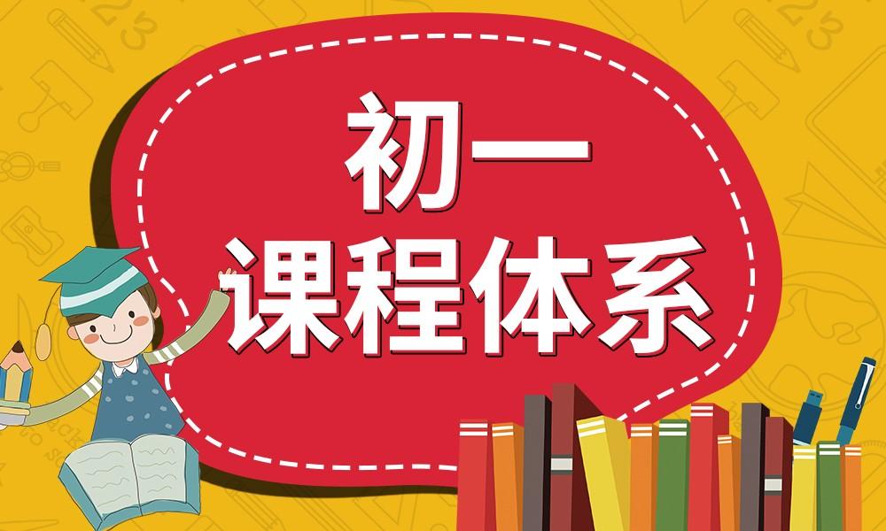 武汉如水教育初一课程