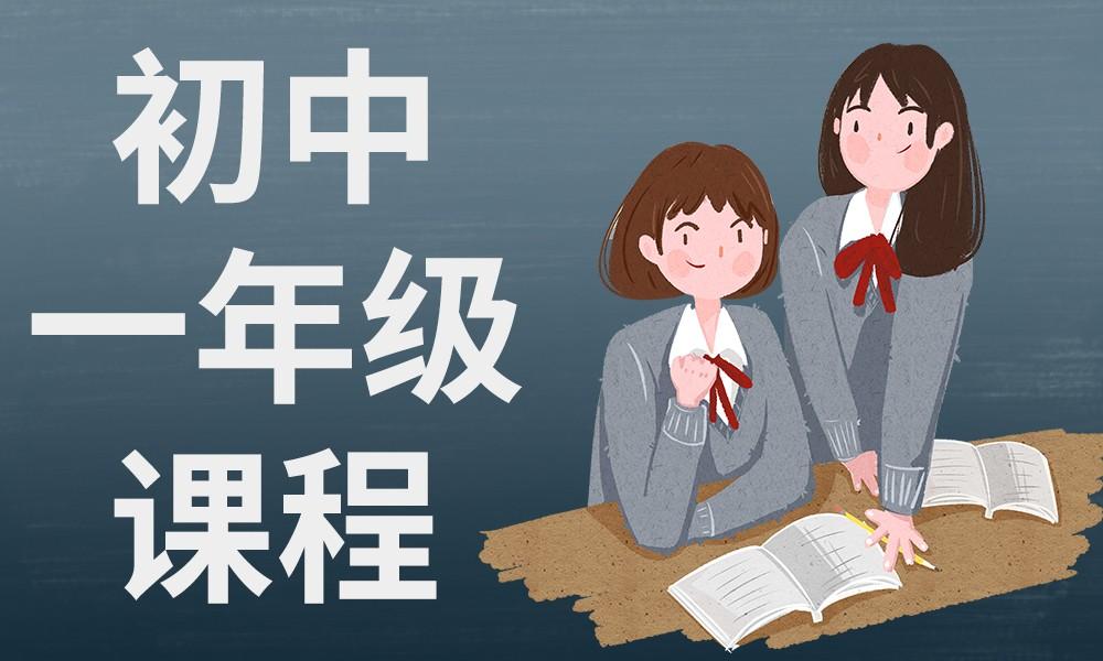武汉信诺初中一年级课程