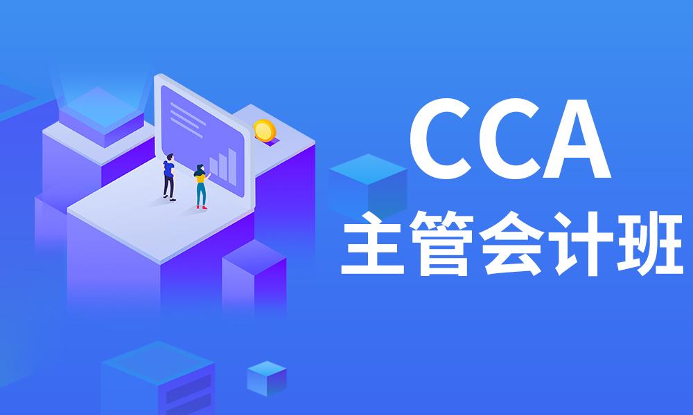 武汉仁和CCA主管会计班