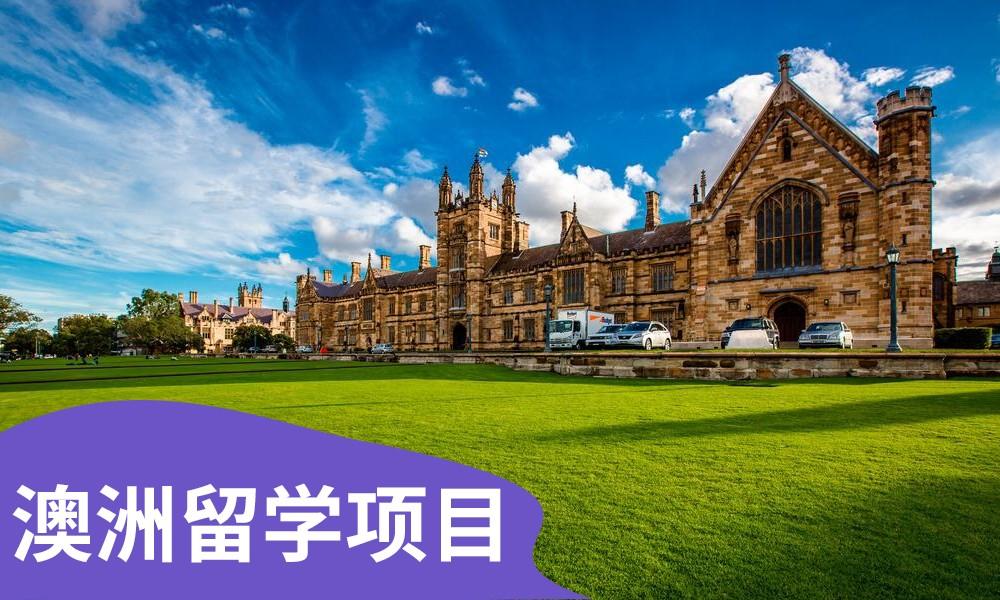 郑州美世澳洲留学项目