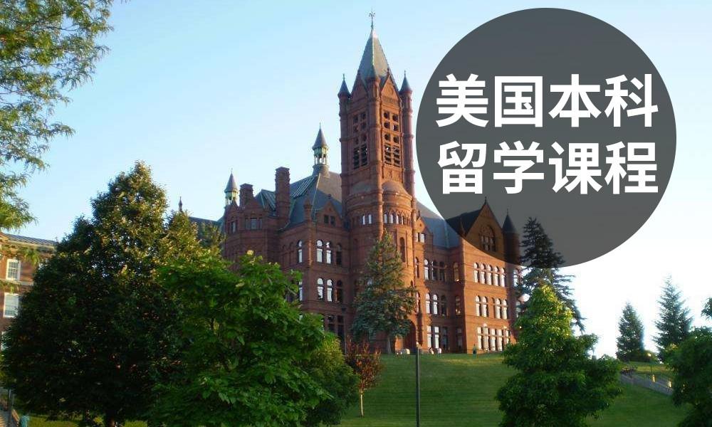 郑州啄木鸟美国本科留学课程