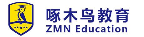郑州啄木鸟教育Logo