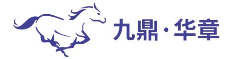 郑州九鼎·华章Logo