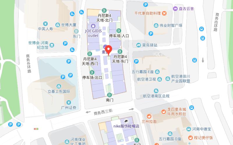 郑州米娜凯威金水七天地校区