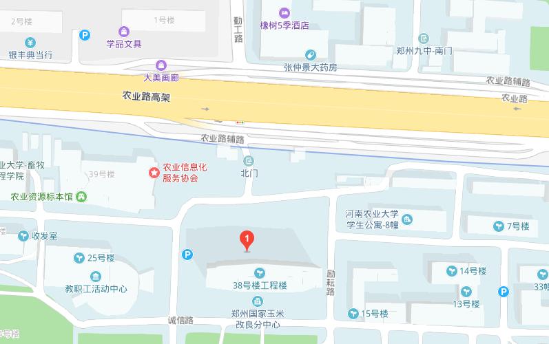 郑州达内教育金水路校区
