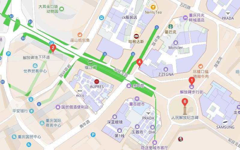 重庆朗阁教育校区