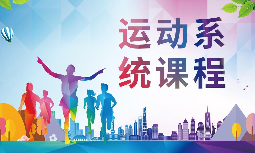 郑州米娜凯威国际运动系统课程