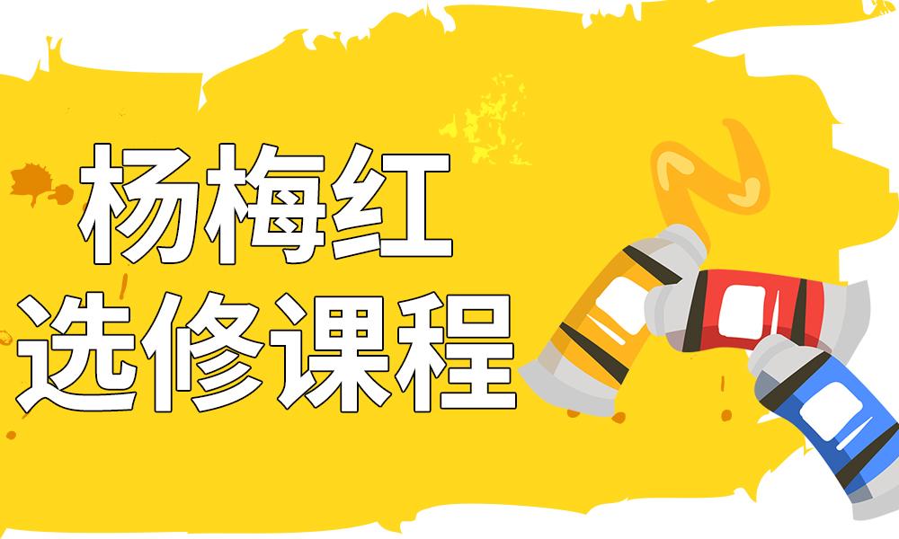 郑州杨梅红选修课程