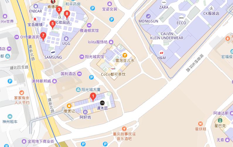 重庆龅牙兔情商乐园江北园校区
